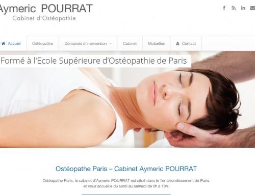 Ostéopathe POURRAT